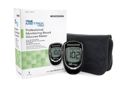 True Metrix Pro Blood Glucose Meter - CSA Medical Supply