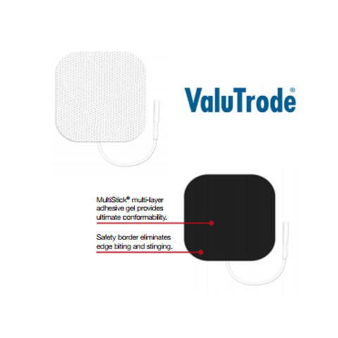 ValuTrode All-Purpose Electrode Pads - CSA Medical Supply