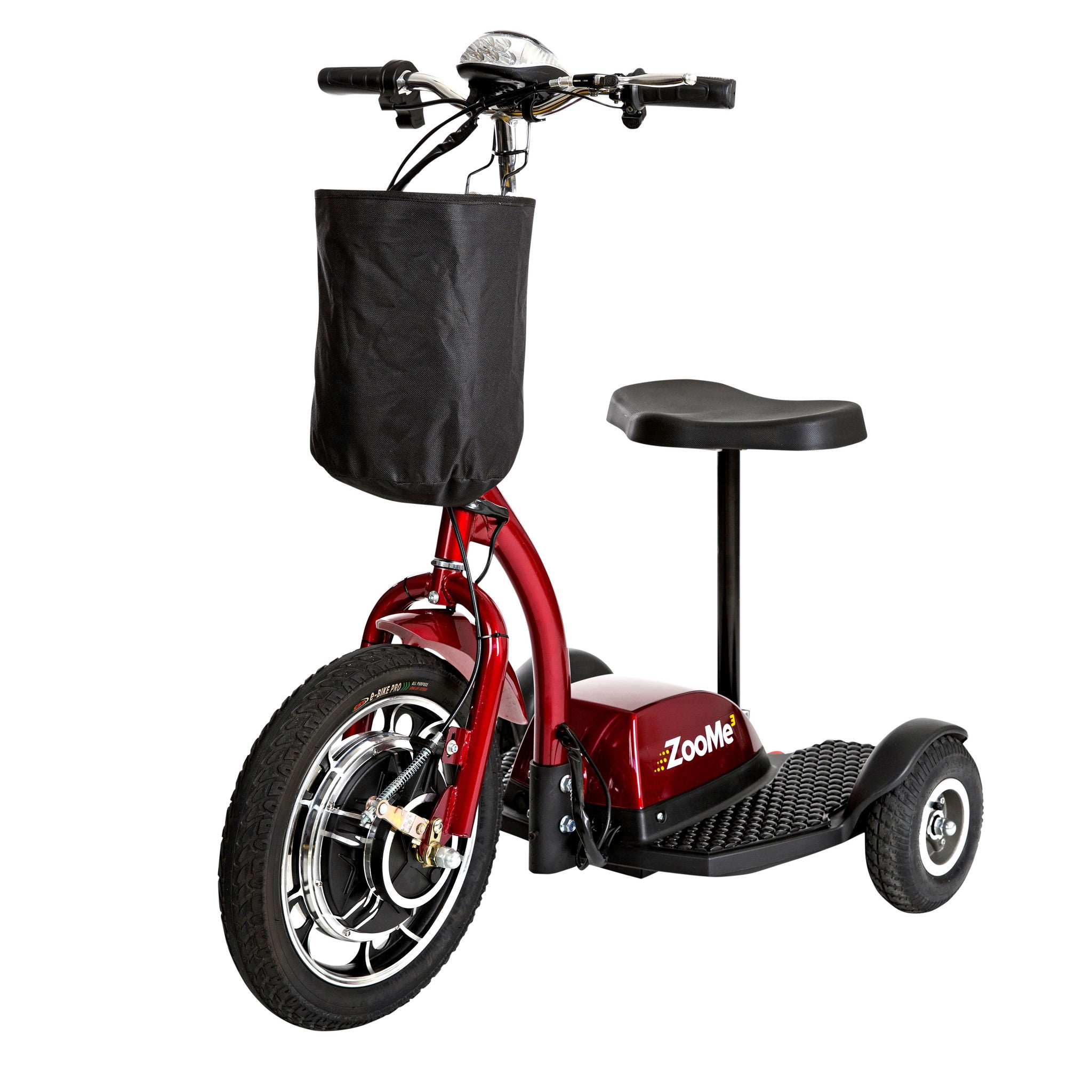 Drive Medical Zoome Three Wheel Power Scooter Csa