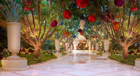 The scent of the Wynn Las Vegas