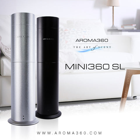 the mini360 by aroma360