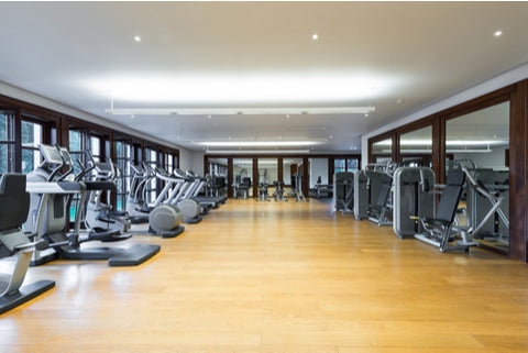 scenting fitness center