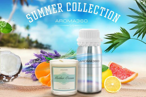 The Scents of Summer!