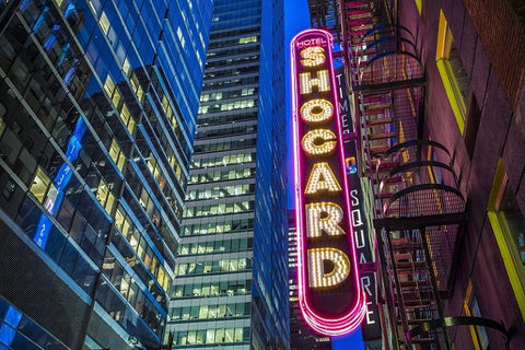 Shocard Hotel in NYC scented by Farah Abassi