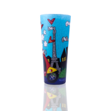 "16"" Romero Britto® Candle ""Love Paris"""