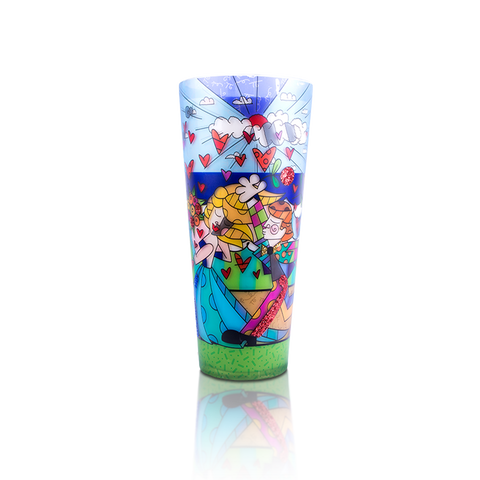 "18"" Romero Britto® Candle ""Follow Me"""