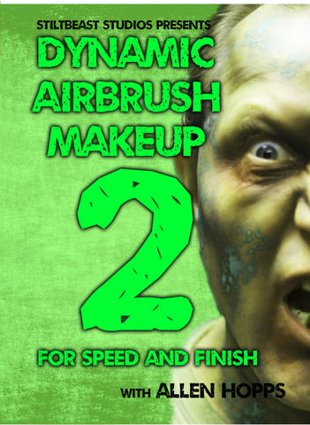Dynamic Airbrush Makeup 2: For Speed & Finish