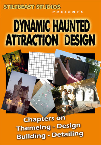Dynamic Haunted Attraction Design