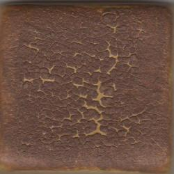Chocolate Crawl Glaze by Coyote - Amaranth Stoneware Canada