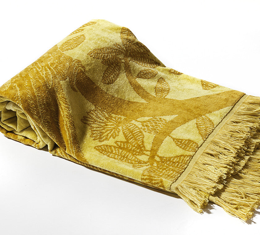 Luxury Cotton Beach Towel / EDITION 02: THE MANAKIN