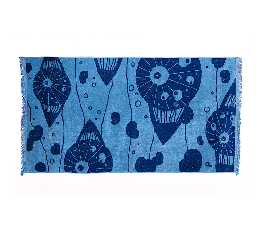 Luxury Cotton Beach Towel / TANGARA
