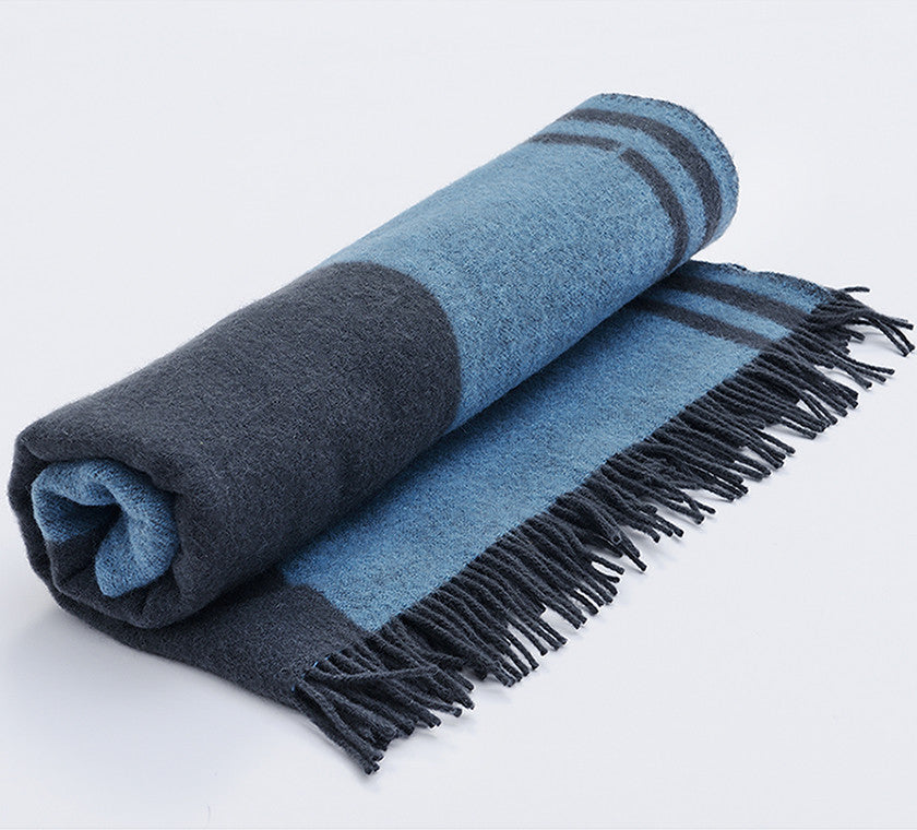 CARDINALIS: 100% New Zealand Wool Blanket