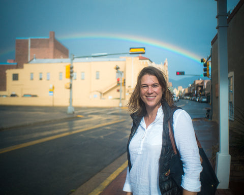 Rainbows in Santa Fe