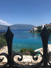 A View from Kefalonia