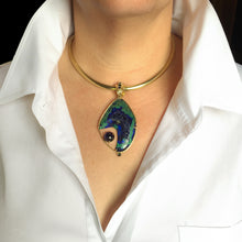 Azure World Pendant