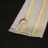Antique Button Cuff-Links