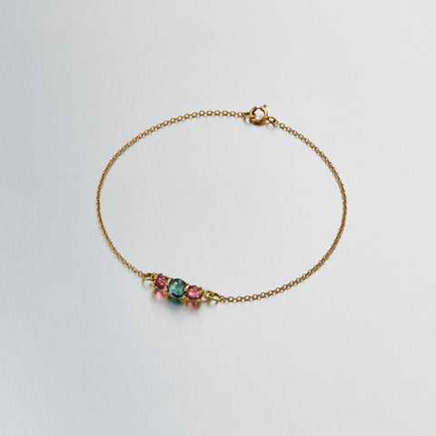 Dagny Gold Friendship bracelet
