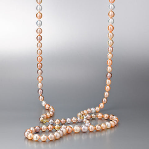 Peach Delight Necklace
