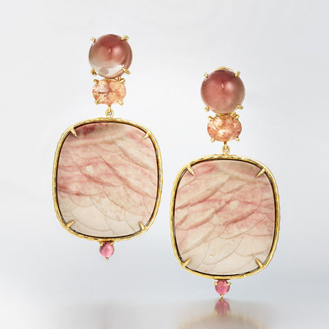 Sun Struck Earrings