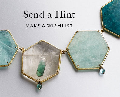Send a Hint Wishlist page