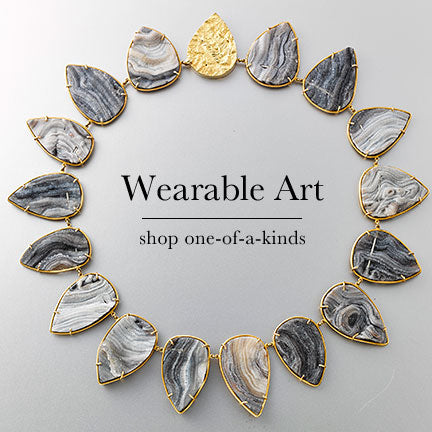 Wearable Art, shop One-of-a-Kinds