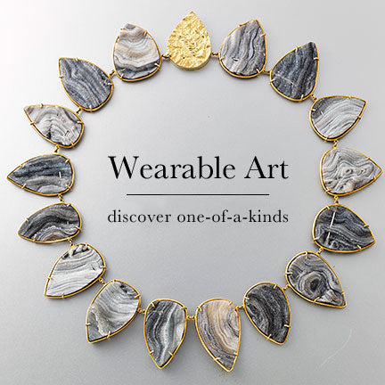 Wearable Art, discover One-of-a-Kinds
