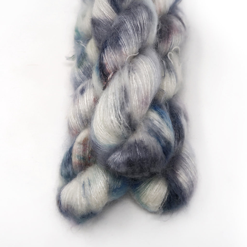 adventure | mohair lace