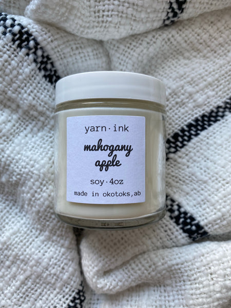 4 oz soy candles