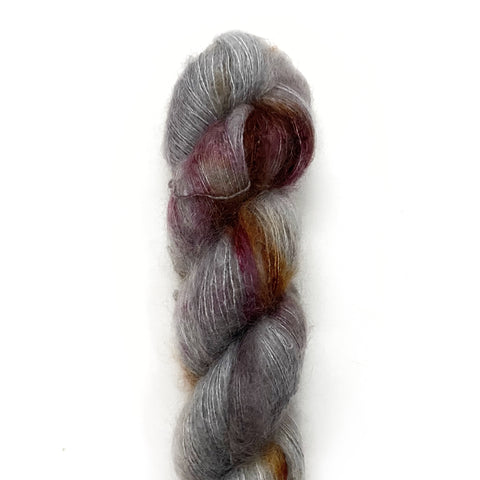 mulberry | mohair lace