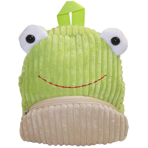Cuddlepack Backpack - Frog