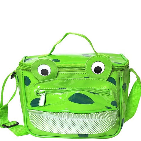 Animal Lunch Bag - Frog