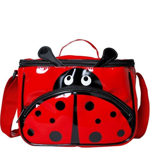 Animal Lunch Bag - Ladybug