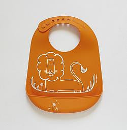 Dandy Lion Bucket Bib