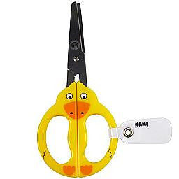 Kids Scissors - Daphne Duck