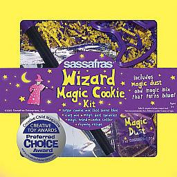 Wizard Magic Cookie Kit