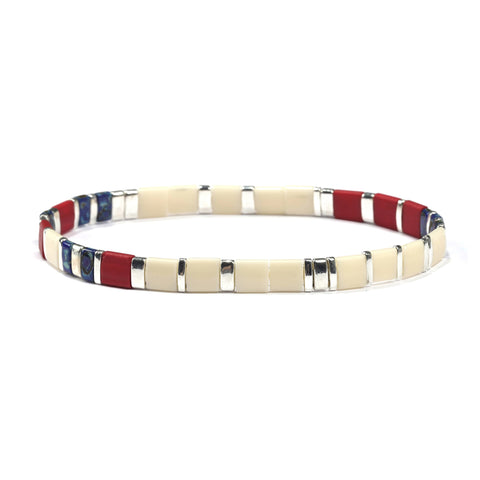 Image of Tila Bracelet- Patriot