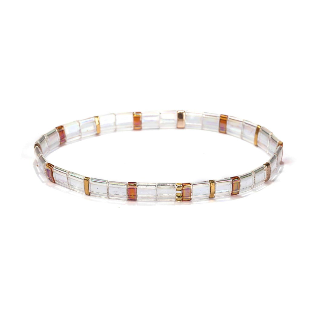Tila Bracelet- Clear Autumn