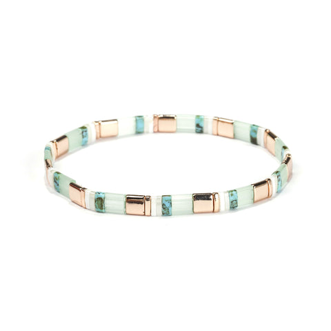 Tila Bracelet- Antique & Gold