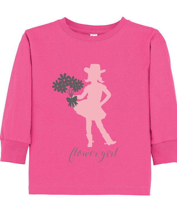 Sassy Flower Girl - Plaid Buttercup