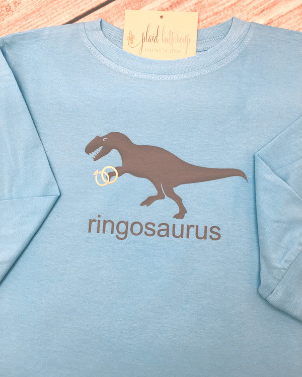 Ringosaurus - Plaid Buttercup