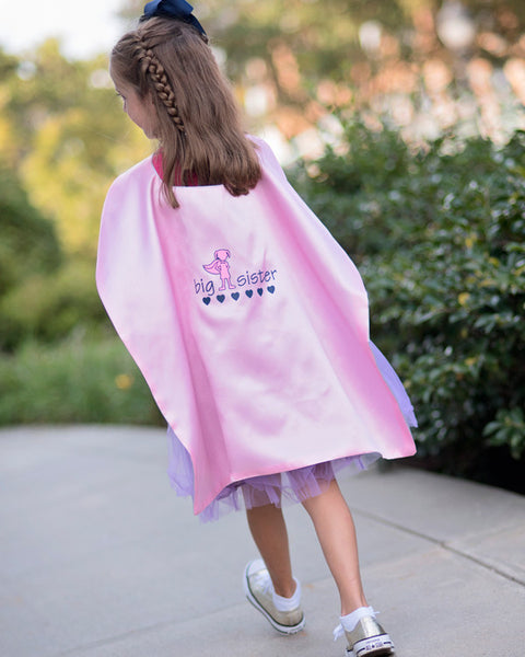 Super Sis Cape - Plaid Buttercup