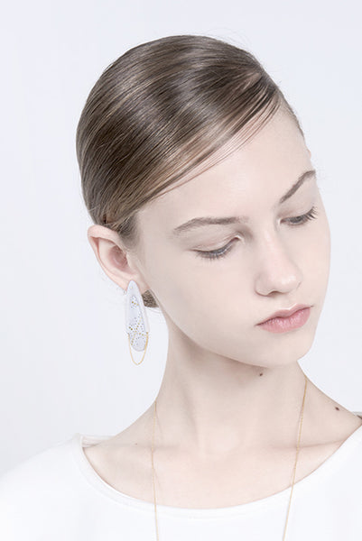 Hisa earrings