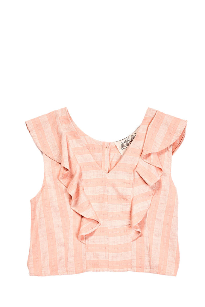 Ace & Jig - Maggie Top in Parfait