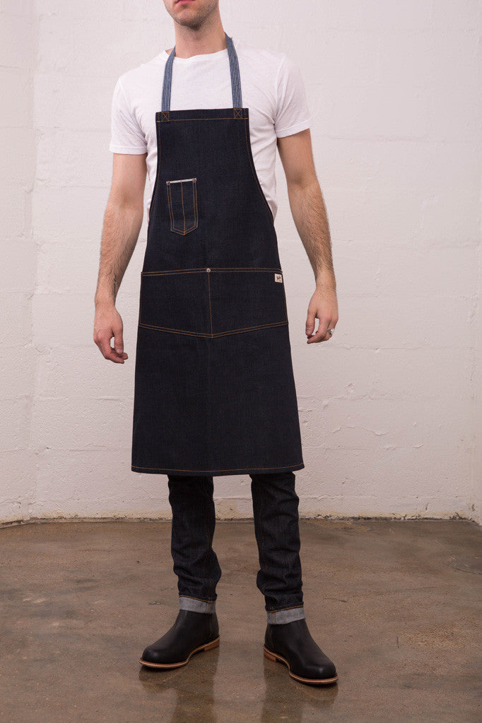Two Son - Selvedge Denim Apron