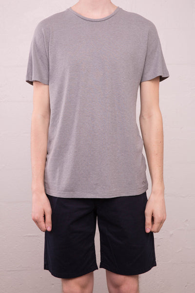 Outerknown - The Outerknown Tee in Tarmac Grey
