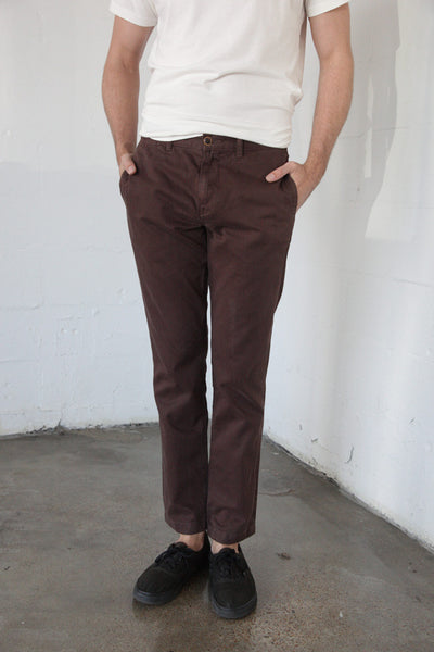 Life After Denim - Modern Chino in Cacao