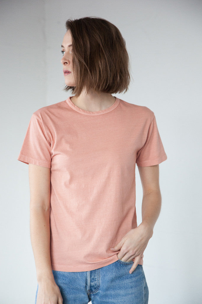 Two Son - Vintage tee in Rose