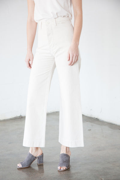 Jesse Kamm - Sailor Pant in Natural