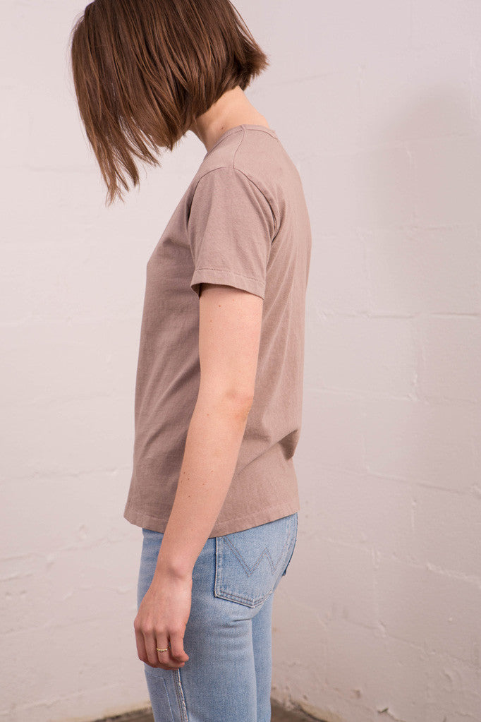 Two Son - Vintage Tee in Sand
