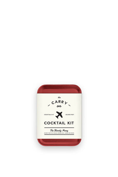 W&P Design - The Carry On Cocktail Kit